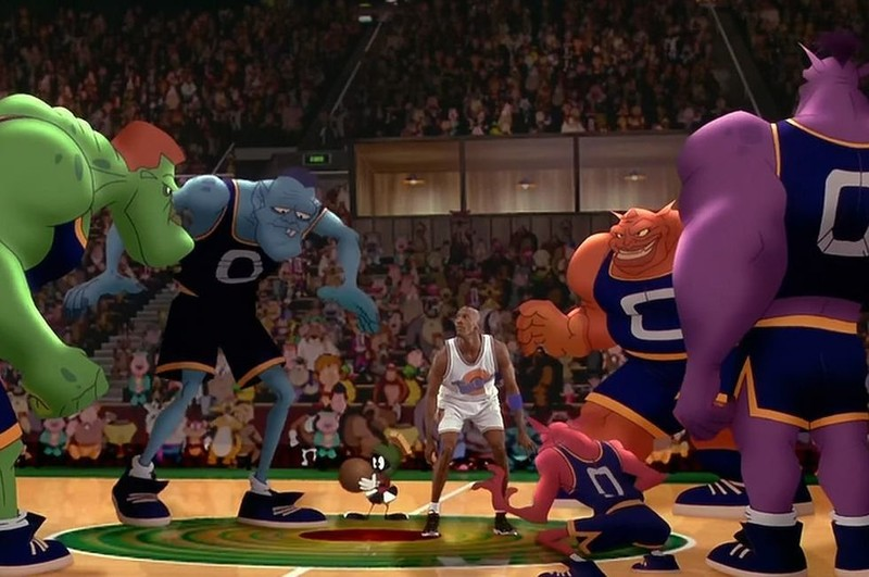 Space Jam Warner Bros