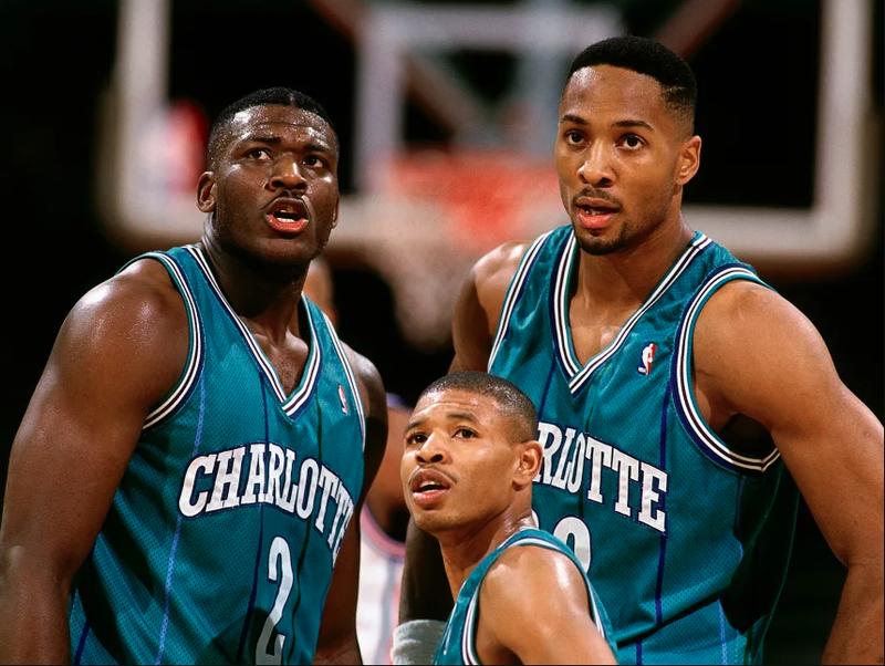5  Charlotte Hornets