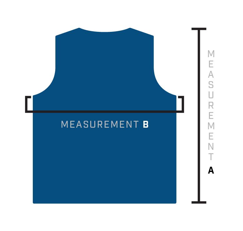 Vortex Size Chart 23